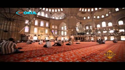 Sultanahmet Cami Tarihi