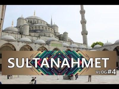 Sultanahmet Camii Gezisi