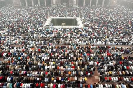 Cami Cemaatiyle Namaz