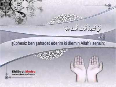 cuma duaları
