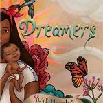 Caldecott Honor artist and five-time Pura Belpré Award winner Yuyi Morales tells her own immigration story in this picture-book tribute to the transformative power of hope . . . and reading. In 1994, Yuyi Morales left her home in Xalapa, Mexico and came to the US with her infant son. She left behind nearly everything she owned, but she didn't come empty-handed. She brought her strength, her work, her passion, her hopes and dreams...and her stories. Caldecott Honor artist and five-time Pura Belpré winner Yuyi Morales's gorgeous new picture book Dreamers is about making a home in a new place. Yuyi and her son Kelly's passage was not easy, and Yuyi spoke no English whatsoever at the time. But together, they found an unexpected, unbelievable place: the public library. There, book by book, they untangled the language of this strange new land, and learned to make their home within it. Dreamers is a celebration of what migrantes bring with them when they leave their homes. It's a story about family. And it's a story to remind us that we are all dreamers, bringing our own gifts wherever we roam. Beautiful and powerful at any time but given particular urgency as the status of our own Dreamers becomes uncertain, this is a story that is both topical and timeless. The lyrical text is complemented by sumptuously detailed illustrations, rich in symbolism. Also included are a brief autobiographical essay about Yuyi's own experience, a list of books that inspired her (and still do), and a description of the beautiful images, textures, and mementos she used to create this book.
