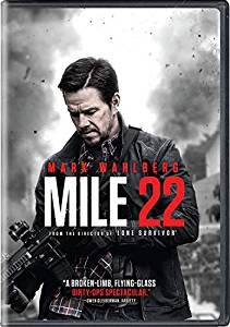 Coming 11/13/2018: Mile 22 (2018)