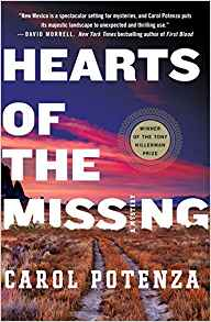 Hearts of the Missing (A Mystery) by Carol Potenza