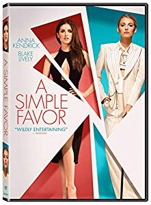Coming 12/18/2018: A Simple Favor (2018)