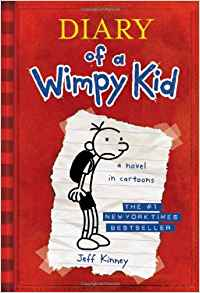 Reorder: Diary of Wimpy Kid (Book 1) by Jeff Kinney