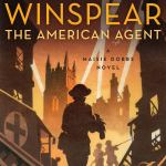 The American Agent (A Maisie Dobbs Novel) by Jacqueline Winspear