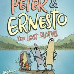 Peter & Ernesto The Lost Sloths by Graham Annable