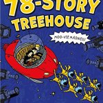 The 78 Storey Treehouse by Andy Griffiths and Terry Denton