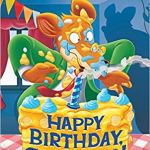 Happy Birthday, Geronimo! (Geronimo Stilton) by Geronimo Stilton