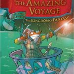 The Amazing Voyage (Geronimo Stilton and the Kingdom of Fantasy #3) by Geronimo Stilton