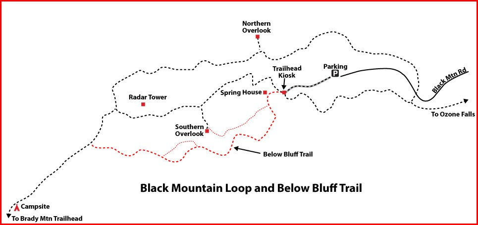 We may earn commission on some of the items you choose to buy. Black Mountain Section Cumberland Trails Conference