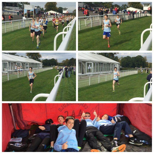 Young Male Teams WDXC Relay 2025