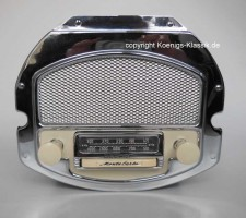 Becker Mote Carlo radio for 356 Pre-A models