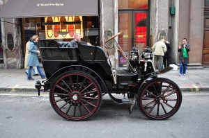 Beautiful 1900 Daimler