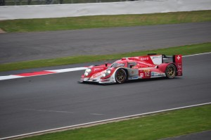 Rebellion Racing Lola B12/60 Toyota