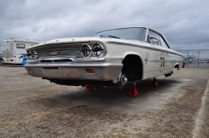 """Beware of low-flying 1963 Ford Galaxies""!"