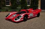 1970 Le Mans Winning Porsche 917