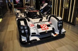 Webber, Hartley & Bernhard Porsche 919