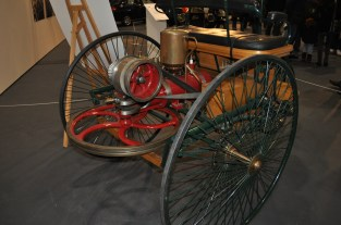 Merceded Benz Patent Motorwagen