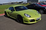 Good to see lime green back in vogue
