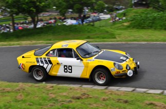 Alpine Renault A110 1647cc 1973