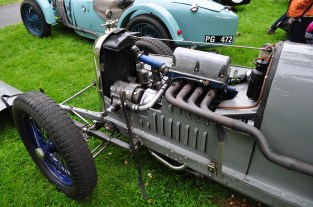 Amilcar CGSS Monoplace 1074cc 1928