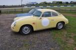 German Porsche 356C