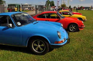 Colourful Early 911s