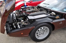 Lamborghini Espada full of Bizzarrini V12