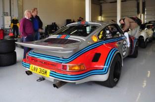 Martini liveried Porsche 911 RSR