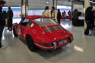 Jaz SWB Porsche 911 Race Car