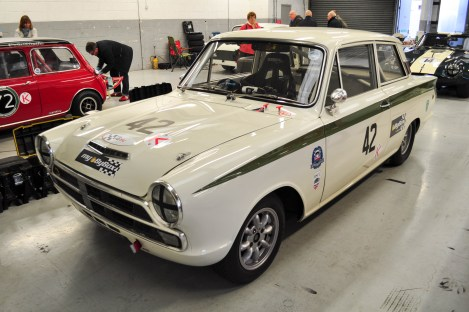 Ford Lotus Cortina 1557cc 1964