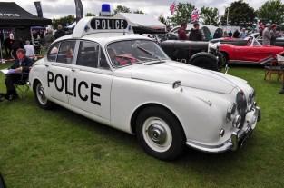MkII Jag Police Car