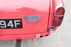 Triumph TR5 2500cc 1968