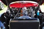Chunky 4 Litre Austin Engine in Jensen 541