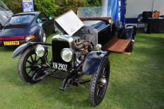Aston Martin A3 Prototype 1918