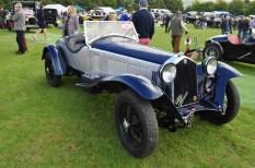 Alfa Romeo 1750 Zagato 1933