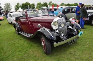 Brough Superior Open Tourer 3500cc 1938