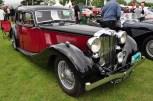 MG WA Sports Saloon 2561cc 1939