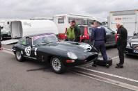 Robert Gate Jaguar E-Type