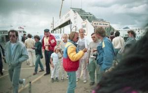 Keke Rosberg - Silverstone 1985
