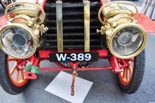 Darracq Rear Entrance Tonneau 2 Cylinder 12hp 1903