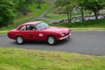 Reliant Scimitar Coupe on the Hill at Prescott