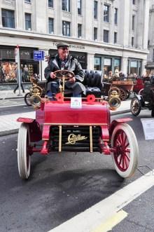 Cadillac Rear Entrance Tonneau 1 Cylinder 8hp 1903