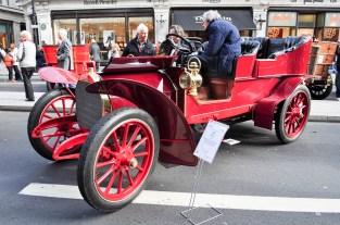 Fiat Tonneau 4 Cylinder 40hp 1904
