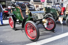 Packard dos a dos 1 Cylinder 12hp 1901