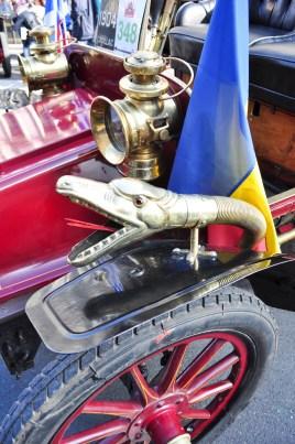 Cadillac Detachable Top 1 Cylinder 8.25hp 1904