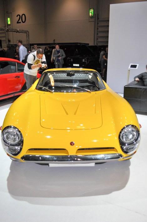 Full frontal GT 5300 Strada