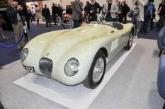 Ex Stirling Moss Jaguar C-Type