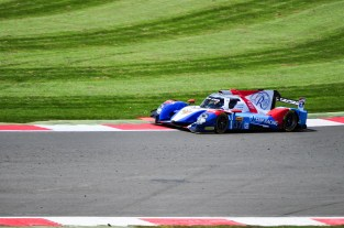SMP Racing BR01- Nissan driven by Vitaly Petrov, Krill Ladygin & Victor Shatter